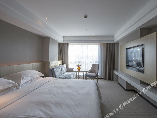 上海萬信R酒店(Wassim R Hotel)商務高級大床房