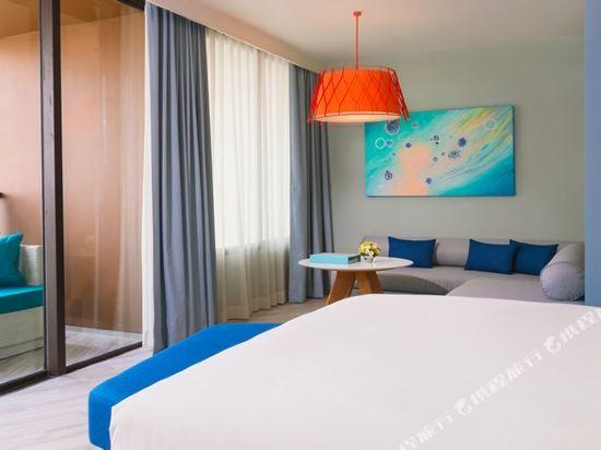 華欣瓦納納瓦假日酒店&度假村(Holiday Inn Resort Vana Nava Hua Hin)全景套房