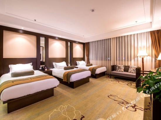 昆明長水機場萬金安酒店(Wan Jin An Hotel)商務三人間
