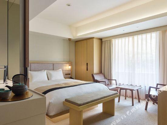 京都祗園賽萊斯廷酒店(Hotel the Celestine Kyoto Gion)尊貴雙床房
