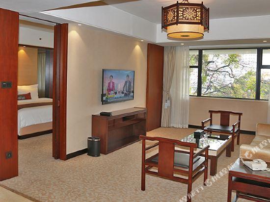 廣東迎賓館(Yingbin Hotel)高級套房