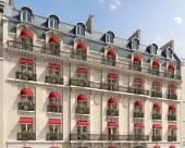 巴黎香榭麗舍克萊夫酒店