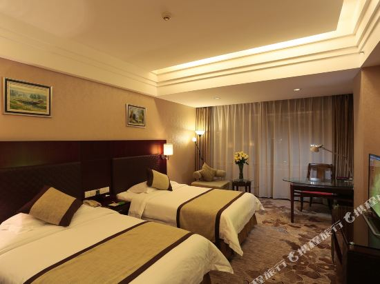 深圳財富酒店(Fortune Hotel)精品商務雙床房