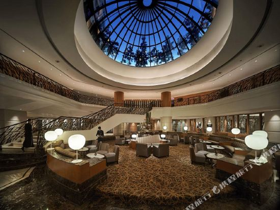 吉隆坡雙威太子大酒店(Sunway Putra Hotel, Kuala Lumpur)大堂吧