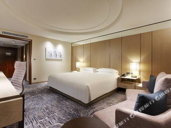 台北喜來登大飯店(Sheraton Grand Taipei Hotel)行政樓首席客房