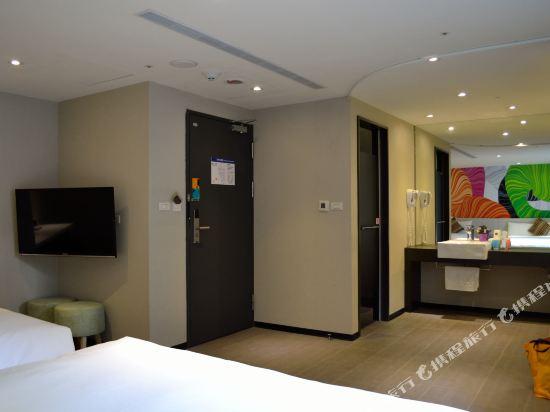 台北禾順商旅(Your Hotel)三角形