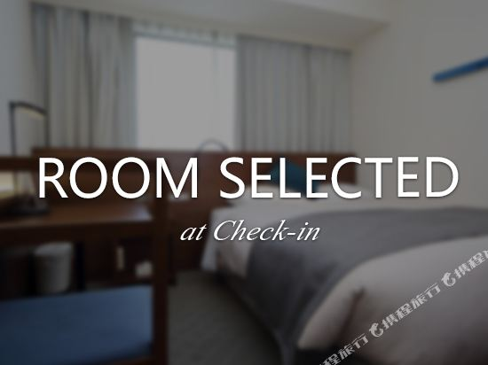 東京灣有明華盛頓酒店(Tokyo Bay Ariake Washington Hotel)入住時指定房型