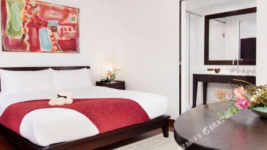 香港莎瑪中環精品服務式公寓