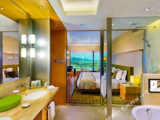 澳門大倉酒店(Hotel Okura Macau)高級豪華間 - 帶2張雙人床