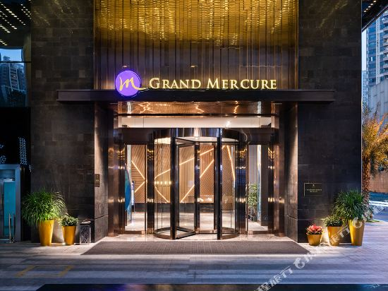 佛山碧桂園美爵酒店(Grand Mercure Foshan Country Garden)外觀