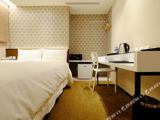 璞漣商旅-台北車站店(Hotel Puri Taipei Station)神祕客房