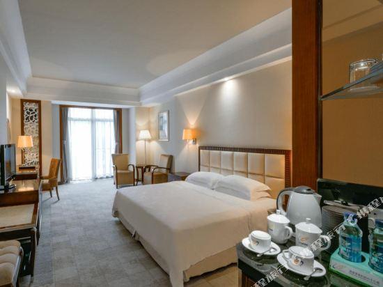 佛山高明碧桂園鳳凰酒店(Gaoming Country Garden Phoenix Hotel)雅緻陽台雙床房