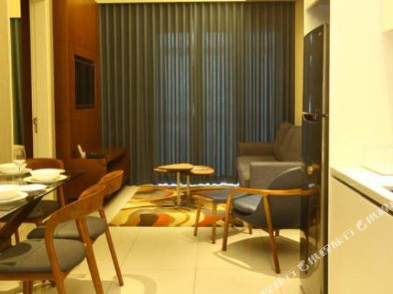 吉隆坡特里貝卡服務式套房酒店(Tribeca Hotel and Serviced Suites Kuala Lumpur)多爾一號房