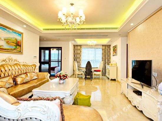 Tailai Peninsula International Apartment (Zhuhai Hengqin Changlong Ocean Kingdom)