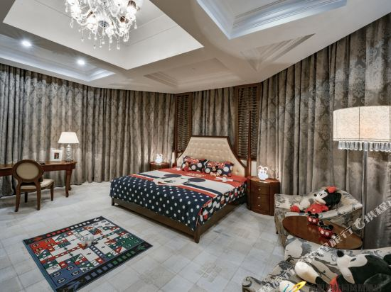 佛山高明碧桂園鳳凰酒店(Gaoming Country Garden Phoenix Hotel)繽紛親子套房