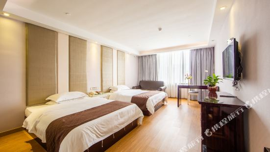 Wufu Boutique Hotel (Guangzhou Railway Station)