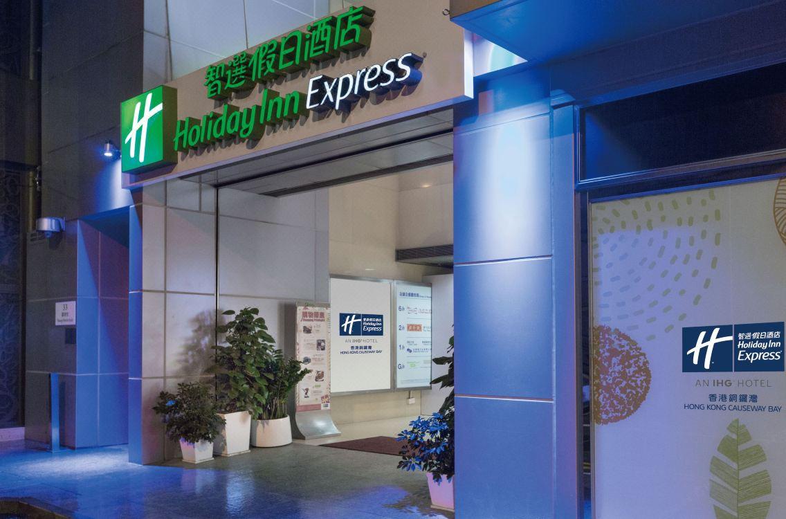 Holiday Inn Express Hong Kong Causeway Bay, Hotel reviews