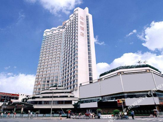 廣州珀麗酒店(Rosedale Hotel & Suites)外觀