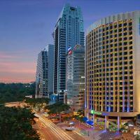吉隆坡市中心智選假日酒店酒店預訂