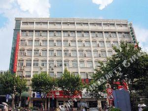 格林豪泰(上海大寧國際延長路地鐵站店)