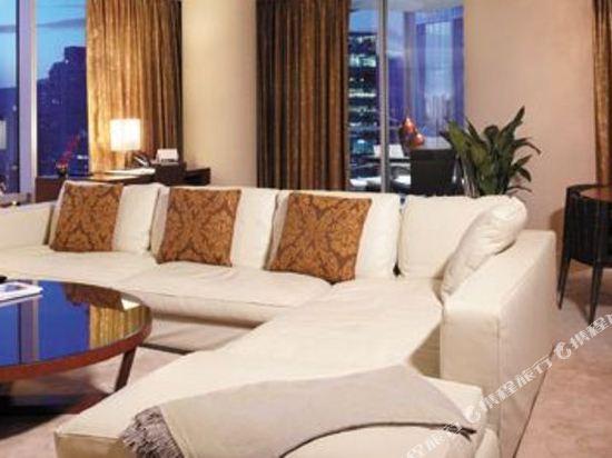 温哥華香格里拉大酒店(Shangri-La Hotel Vancouver)幽蘭套房