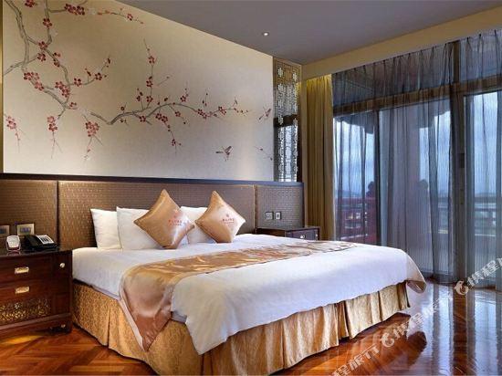 台北圓山大飯店(The Grand Hotel)商務套房