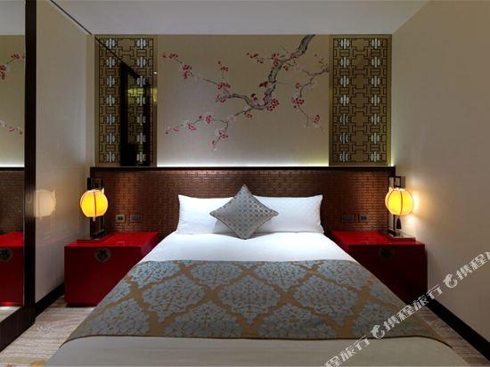 台北圓山大飯店(The Grand Hotel)菁英標準客房(無窗)
