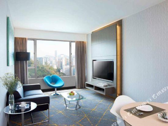 香港城景國際(The Cityview)尊貴套房