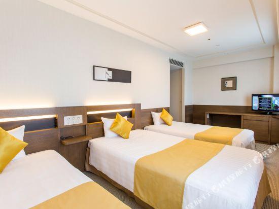 大阪新阪急酒店別館(New Hankyu Hotel Annex)三人房