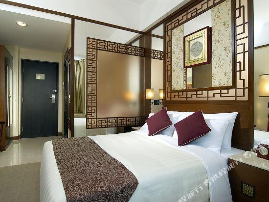 香港蘭桂坊(九如坊)(酒店)(Lan Kwai Fong Hotel Kau U Fong)市景房