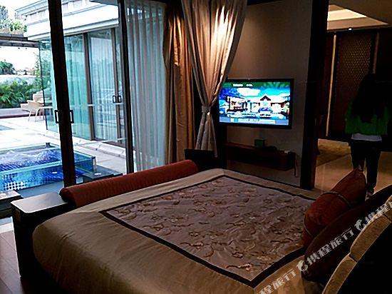 澳門悅榕莊(Banyan Tree Macau)悅榕泳池別墅