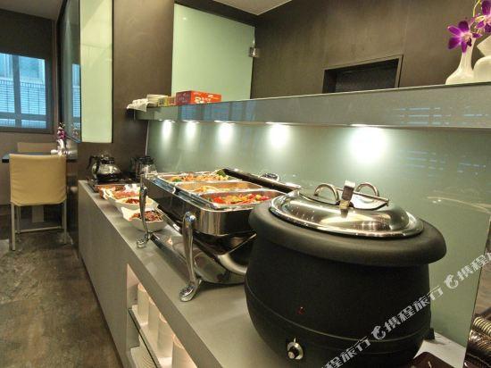 台北懷寧旅店(KEYMANS HOTEL)餐廳