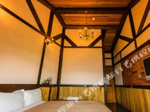 南投湘晴花園休閑木屋(Xiang Qing garden leisure cabin)