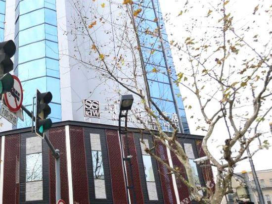 上海同文君亭酒店外觀