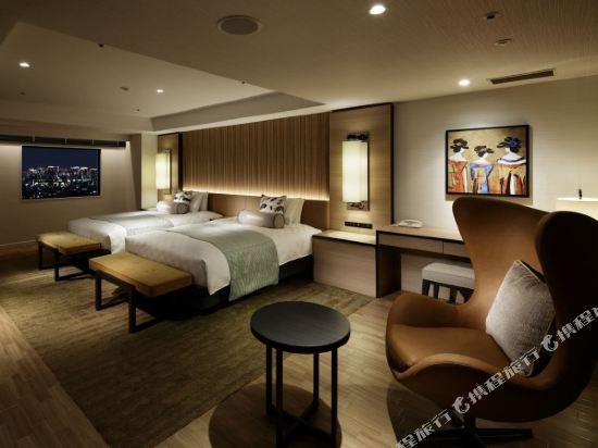 東京太陽城王子大酒店(Sunshine City Prince Hotel Tokyo)全景樓層套房