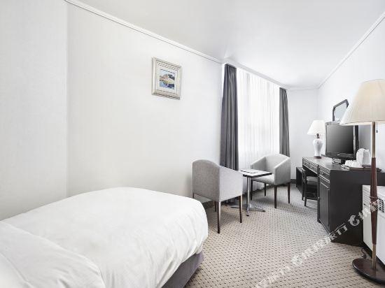 總統酒店(Hotel President)Single 2