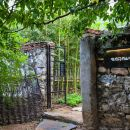 淶水麻麻花的山坡小院