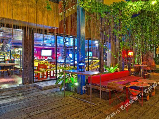 曼谷自我風格酒店(MeStyle Place Bangkok)餐廳