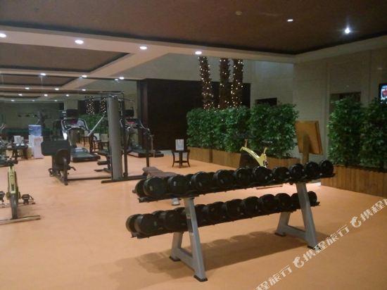 北京工大建國飯店(Grand Gongda Jianguo Hotel)健身房