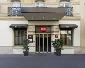 巴黎高速列車北站宜必思酒店