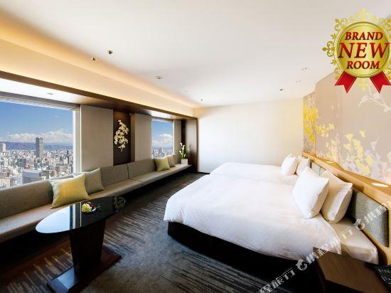 大阪日航酒店(Hotel Nikko Osaka)日航尊爵雙床房