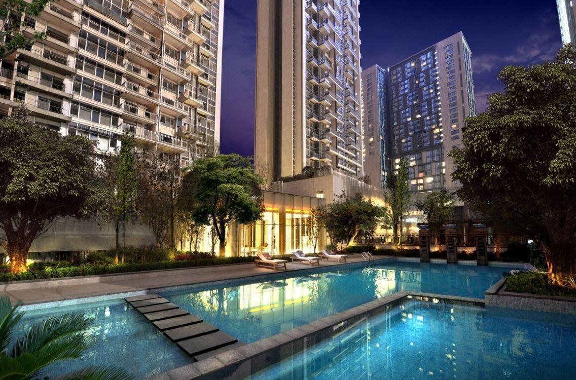 優客優享服務公寓(成都九眼橋太古裏店)Youke Youxiang Service Apartment (Chengdu Jiuyanqiao Kai Koo Li)