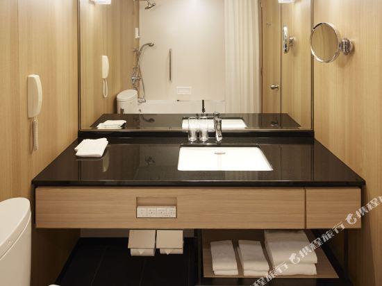 千葉東京灣希爾頓酒店(Hilton Tokyo Bay Chiba)Hilton Room(bath room)