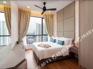 吉隆坡納迪孟沙公寓(Nadi Bangsar by Plush Kuala Lumpur)