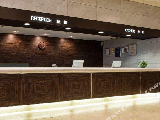 大阪新阪急酒店別館(New Hankyu Hotel Annex)公共區域