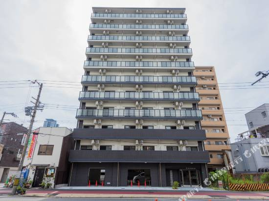 大阪川House旅行主題公寓