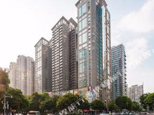 港潤雙城國際酒店公寓(廣州珠江新城美國領事館店)