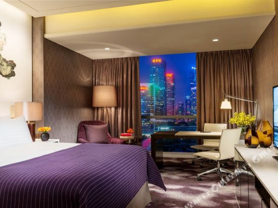 深圳四季酒店(Four Seasons Hotel Shenzhen)豪華客房