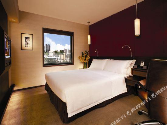 香港逸東酒店(Eaton HK)豪華客房