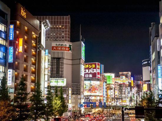 宜必思東京新宿酒店(Ibis Tokyo Shinjuku)周邊圖片